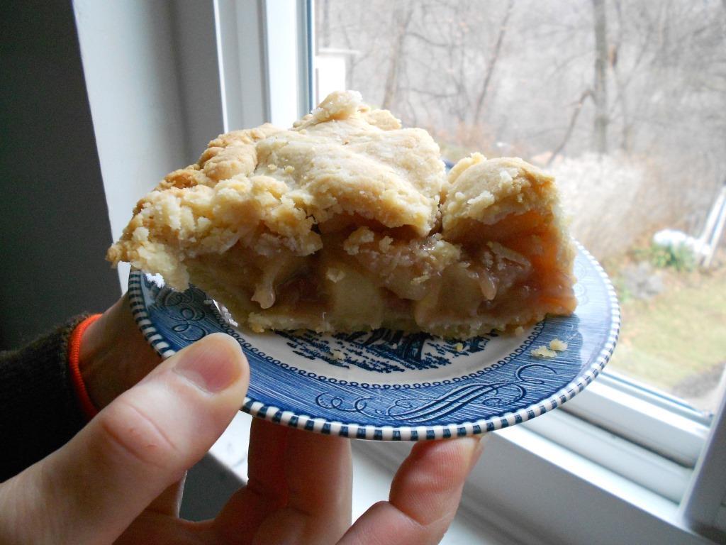 Piece -of-Never-Fail Apple Pie