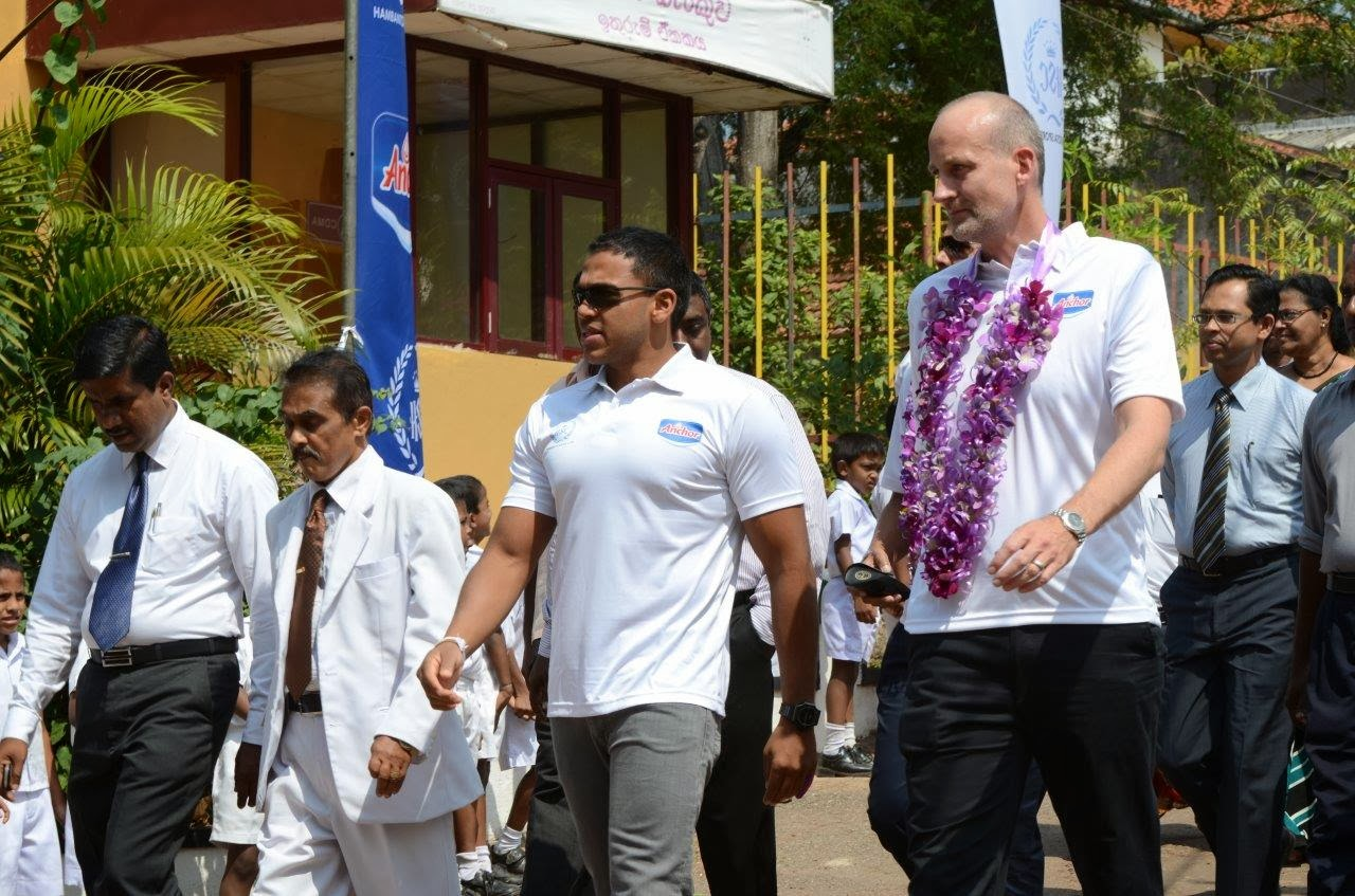 HSC Empowers Holistic Development of Sri Lankan Children