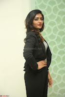 Actress Eesha Looks gorgeous in Blazer and T Shirt at Ami Tumi success meet ~  Exclusive 112.JPG