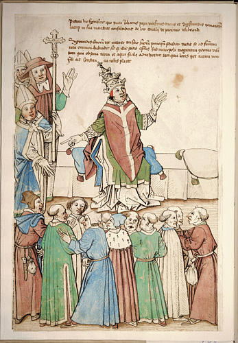In 1409, There Were Three Simultaneous Popes