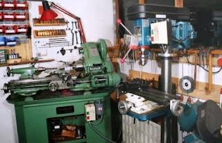 daftar alamat workshop jasa pembubutan logam, karet, plastik jakpus