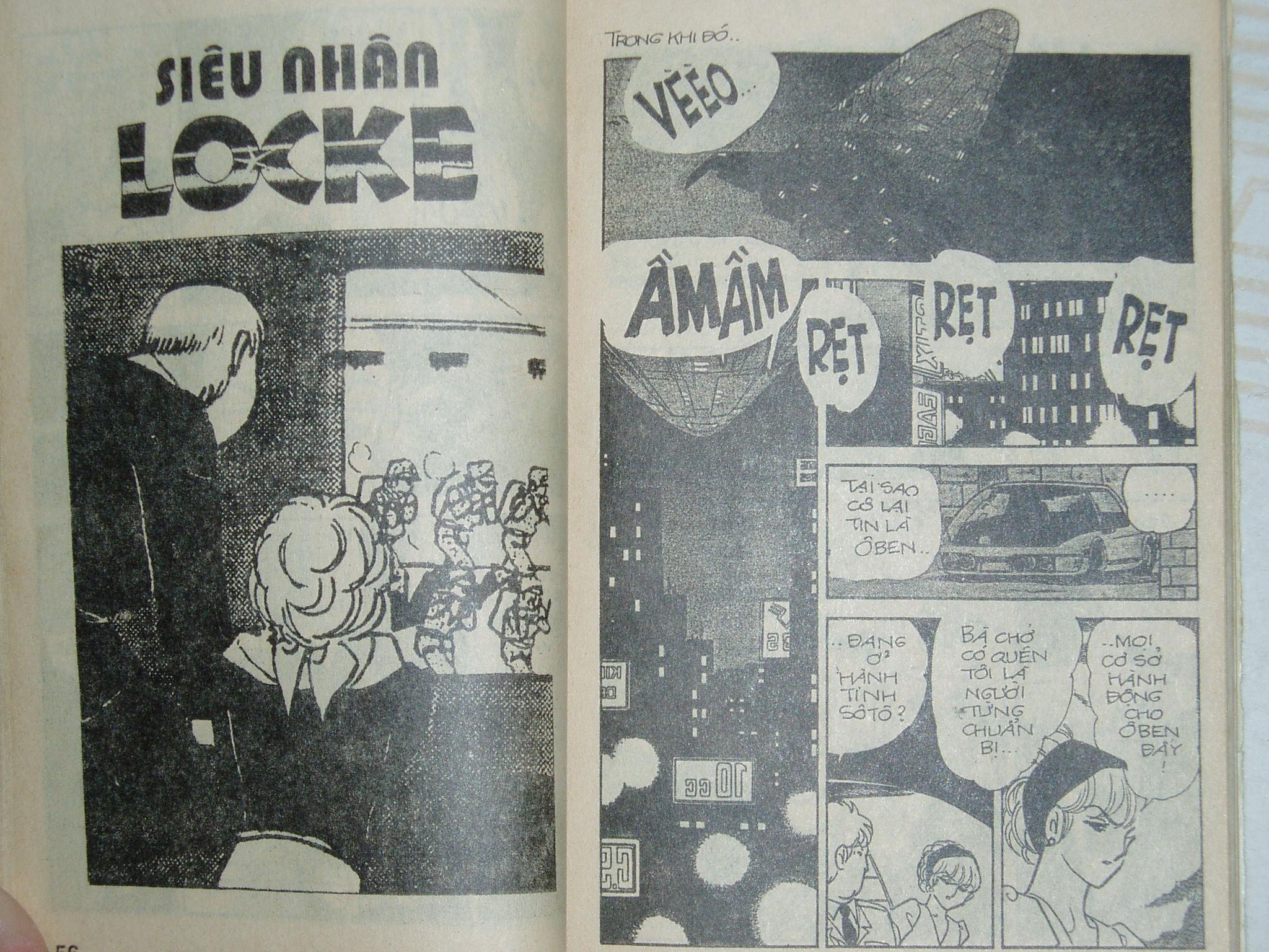Siêu nhân Locke vol 13 trang 27