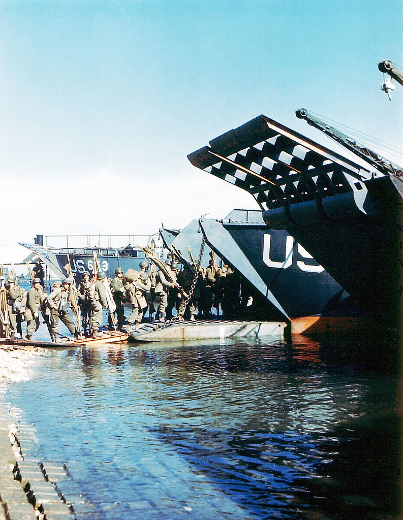 the significance of d day in our history Planning for the eventual d-day invasion began in 1942, lasted almost two and  half  vus1 the student will demonstrate skills for historical and geographical   and direct access to significant primary sources from their extensive  collections.