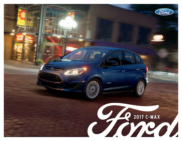 Downloadable 2017 Ford C-MAX Hybrid Brochure