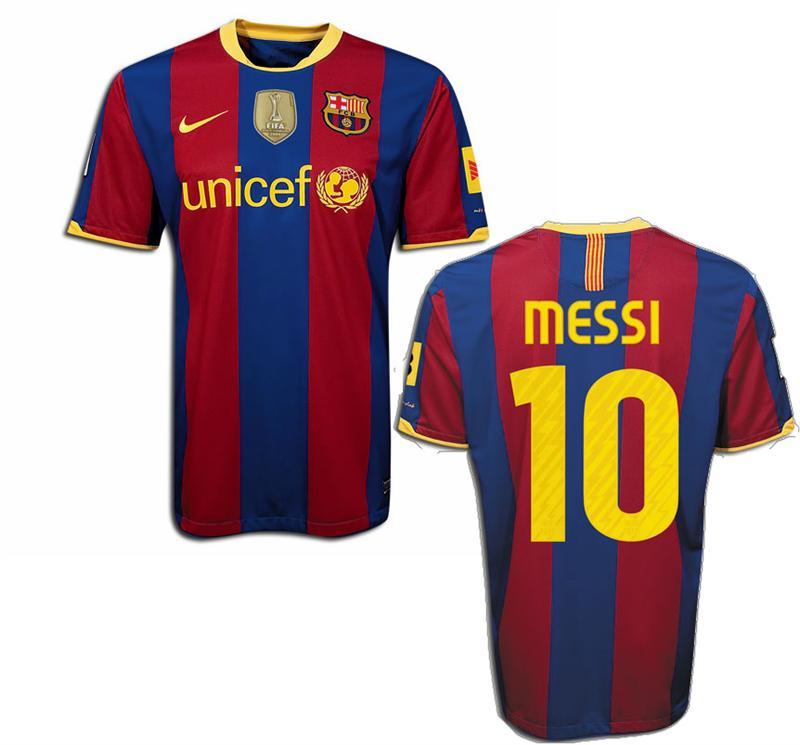 PZ C: barcelona jersey