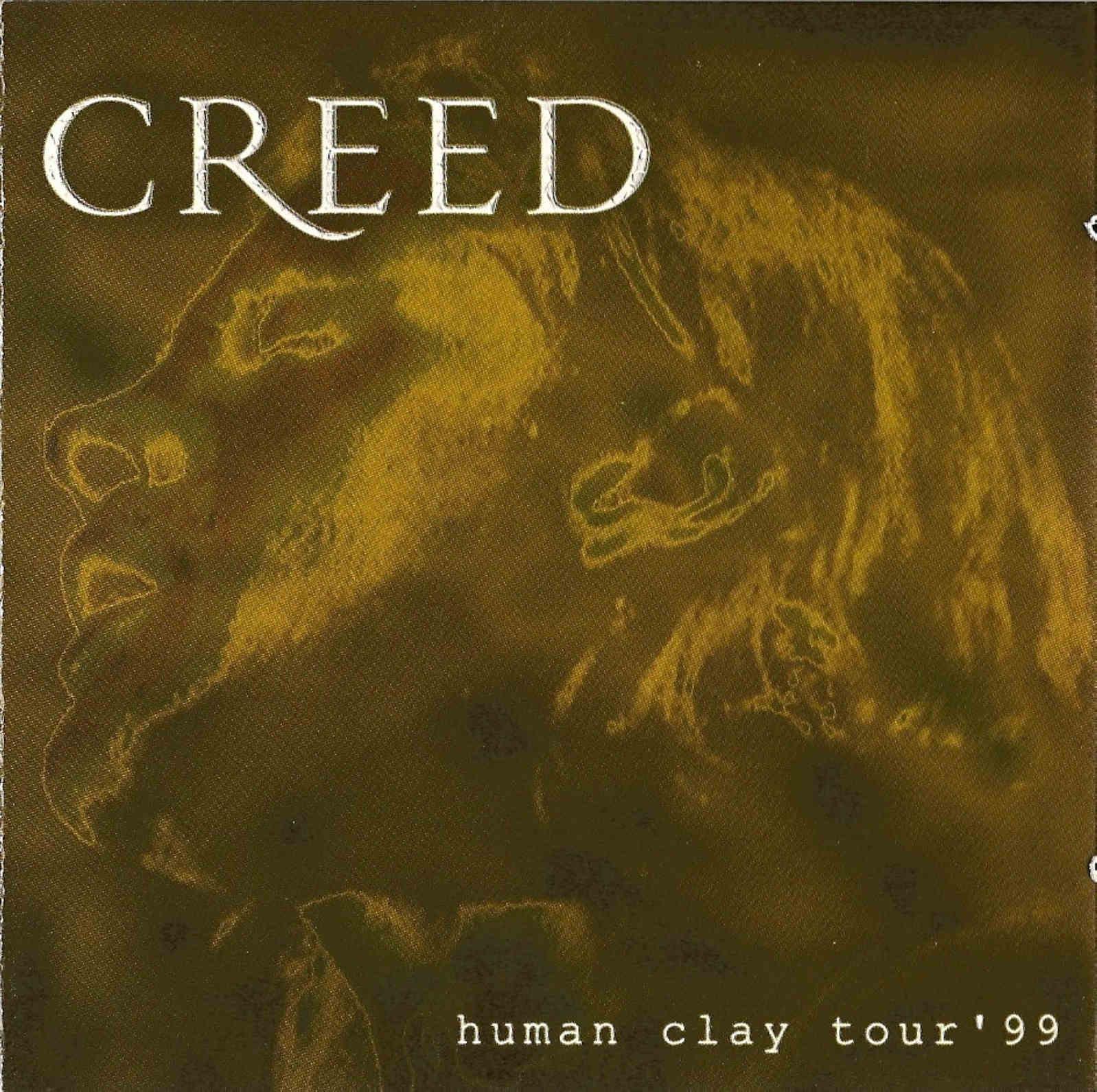 Creed: Human Clay Tour '99  Freeman Coliseum, San Antonio