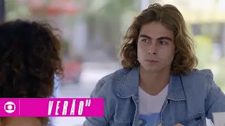Verão 90: capítulo 46 da novela da Globo - 22/03/2019