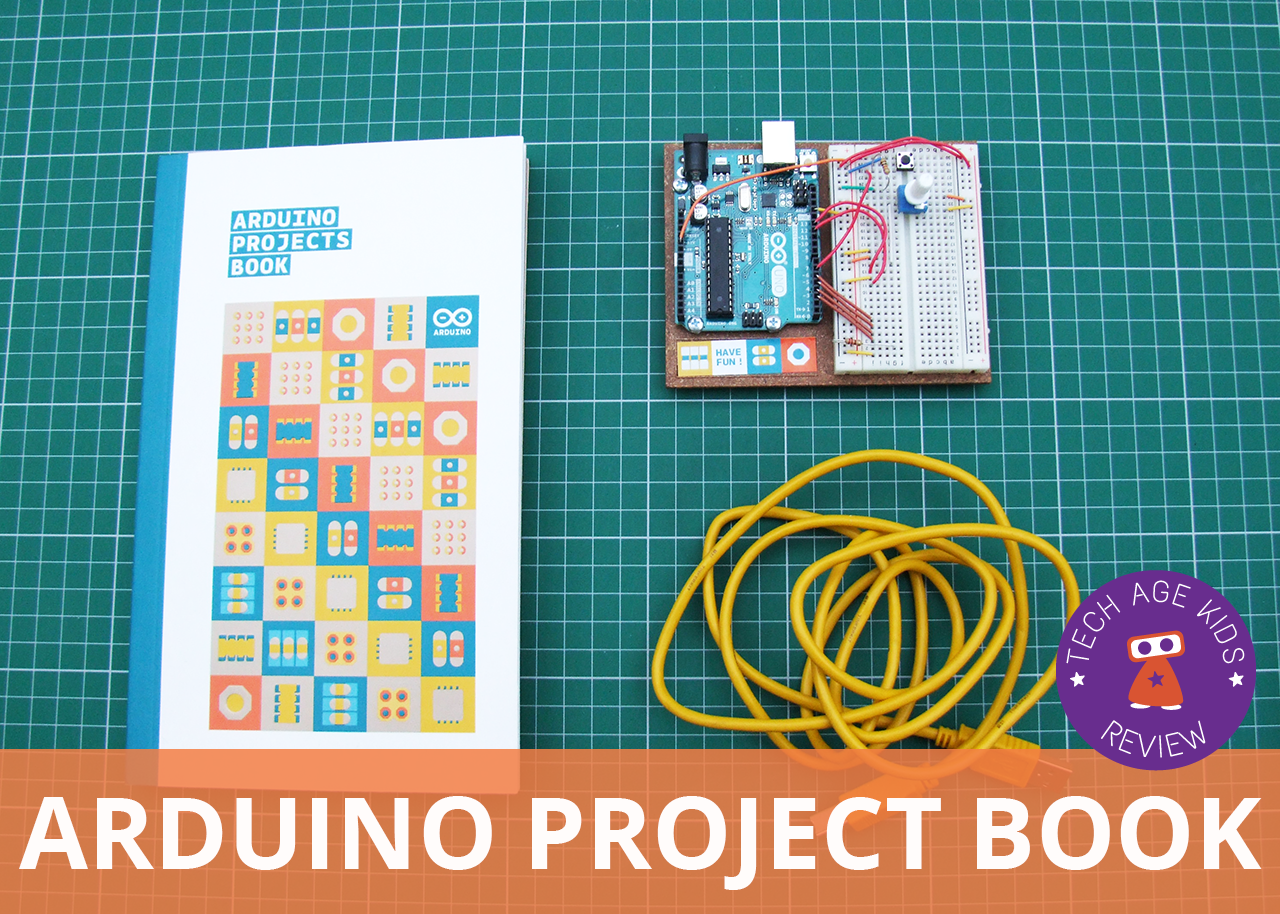 Arduino starter kit basic review