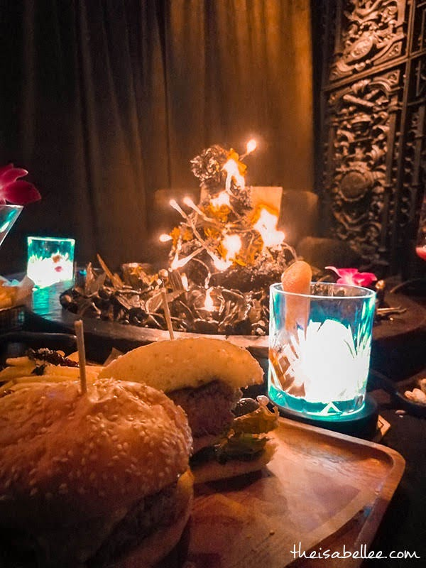 The Iron Fairies KL Coli's Beef Burger