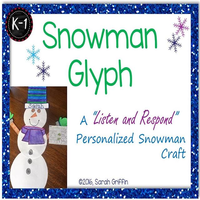 https://www.teacherspayteachers.com/Product/Snowman-Glyph-Listen-and-Respond-Craft-1631828