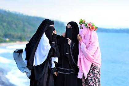 Resmi! Cina Larang Pemakaian Burqa dan Jenggot