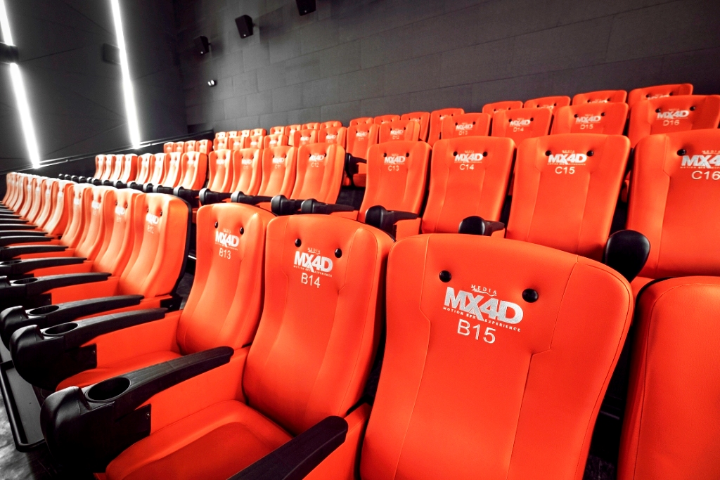 Vista Posture Chair Bed Argos Manila Shopper: Cinemas Opens First And Only Mx4d Motion Efx Theater In The Country At ...