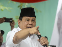Prabowo Ajak Pendukung Anies-Sandi Lawan Mafia Penghancur Jakarta