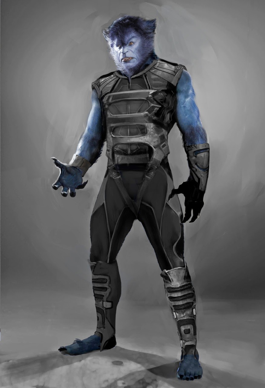 All The X-Men Days Of Future Past Concept Art In One Post -6645