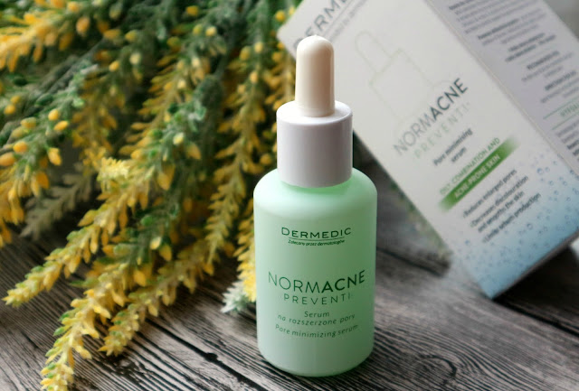 Dermedic Normacne Preventi Pore minimising serum Сыворотка для сужения пор