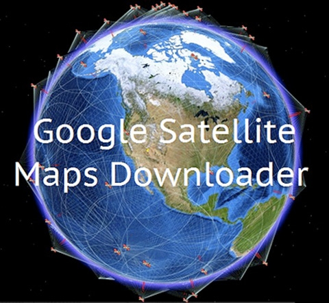 Google Satellite Maps Downloader Pro Version | MOST VALUABLE SOFTWARE