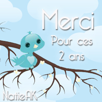 2 ans de blogging
