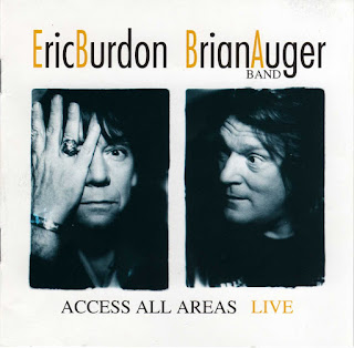 Eric Burdon Brian Auger Band - 1993 - Access All Areas Live