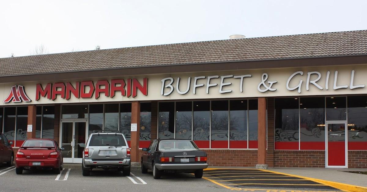 Sherman S Food Adventures Mandarin Buffet Amp Grill
