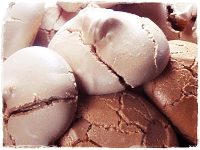 coffee-meringues