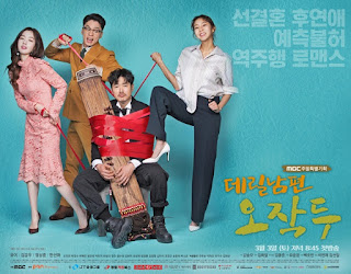 Drama Korea My Husband Oh Jak Doo Episode 21-22 Subtitle Indonesia