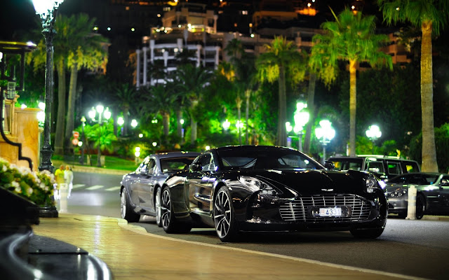 Top8 car in the world/ most /most expensive car  all time.Aston Martin One-77
