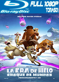 La era de hielo 5: Choque de mundos (2016) BRRip Full 1080p