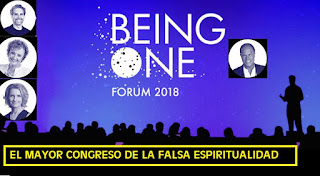 BEING ONE FORUM! el fraude de la new age que se toma en el 2018 a los incautos en Valencia #Katecon2006