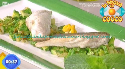 Gallinella alle erbe con zucchine trifolate ricetta Bertol da Prova del Cuoco