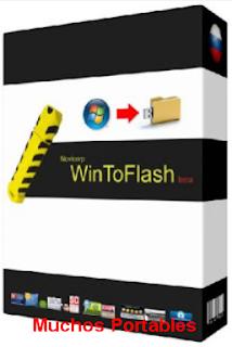 WinToFlash Professional Portable