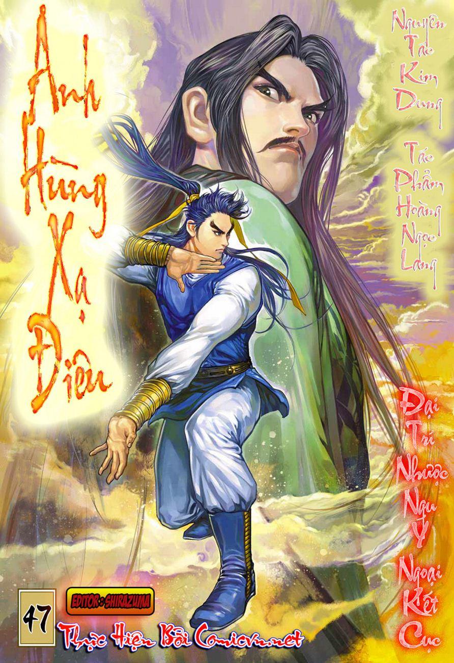 Anh Hùng Xạ Điêu anh hùng xạ đêu chap 47 trang 1
