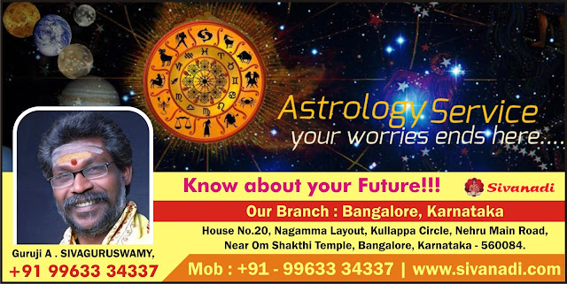Nadi Astrology in Bangalore