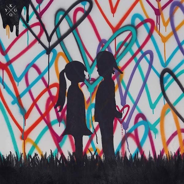 Kygo - Never Let You Go (feat. John Newman) - Single Cover