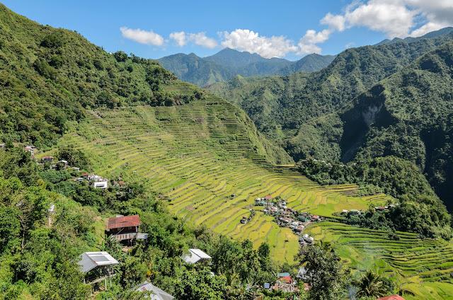 8th Wonder of the World Batad Rice Terraces Ifugao Cordillera Administrative Region Philippines