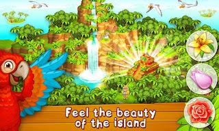 Farm Paradise: Hay Island Bay v1.54 Mod