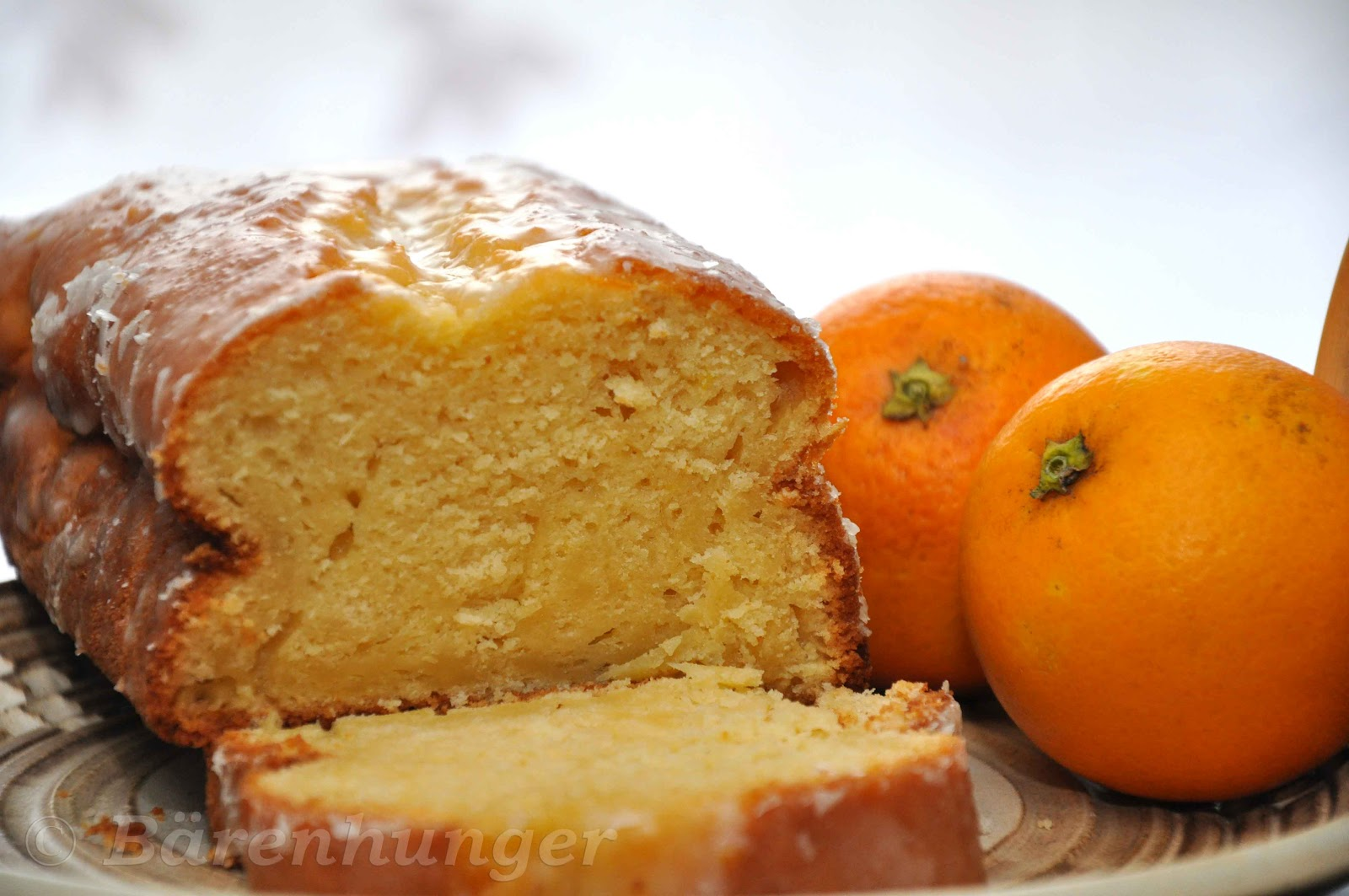 Orangen Joghurt Kuchen Barenhunger