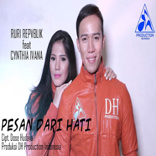 Chord Ruri Wantogia (Repvblik) Feat. Chyntia Ivana - Pesan Dari Hati