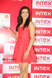 Actress Catherine Tresa Unveils Intex Air Conditioners  0013.jpg
