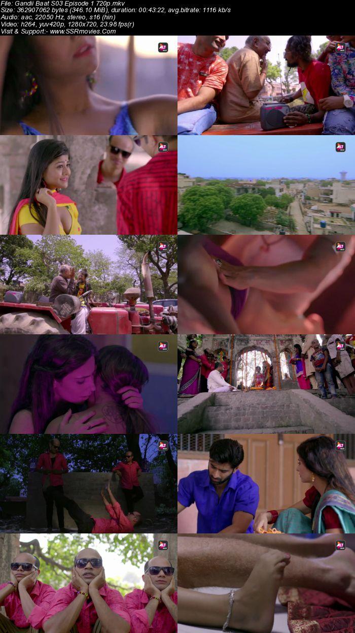 Gandii Baat Season 3 Complete 720p 480p WEB-DL x264 1.3GB Download