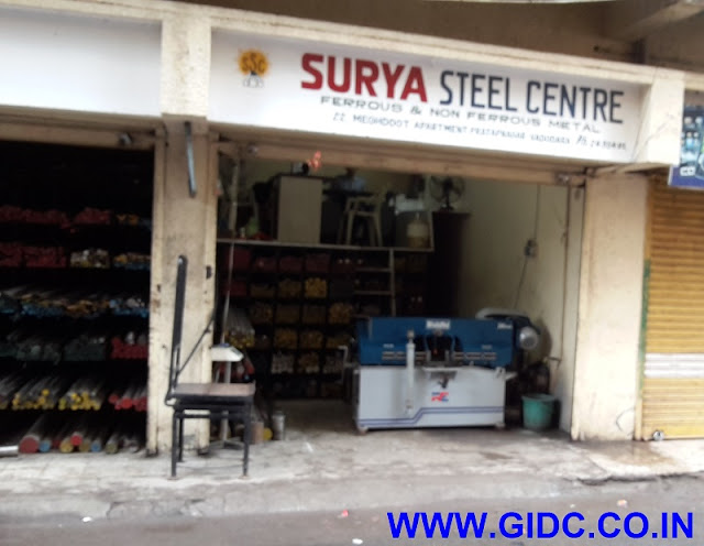 SURYA STEEL CENTRE - 9029820028
