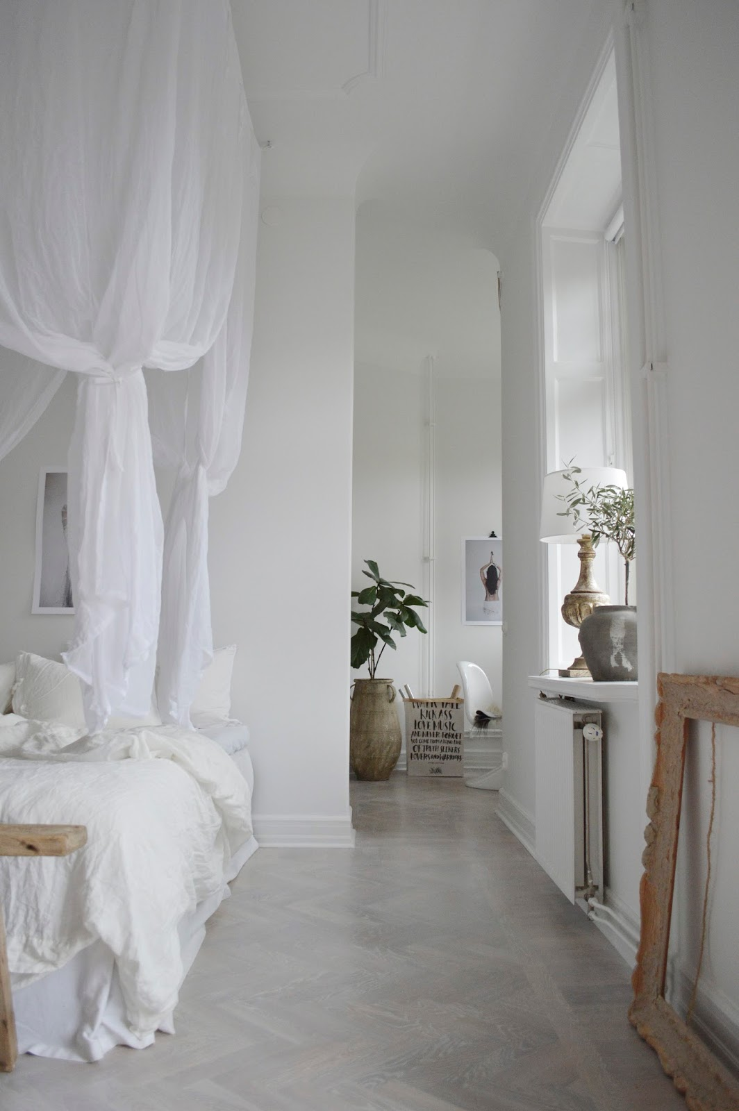 The serene home of a Swedish interior stylist | my scandinavian ...