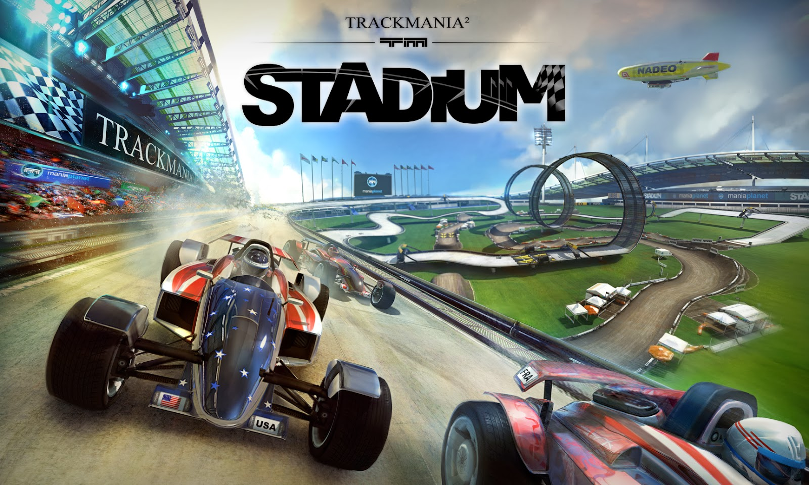 Blog Game  Trackmania 2 Stadium: Free Download Pc Games Full Crack