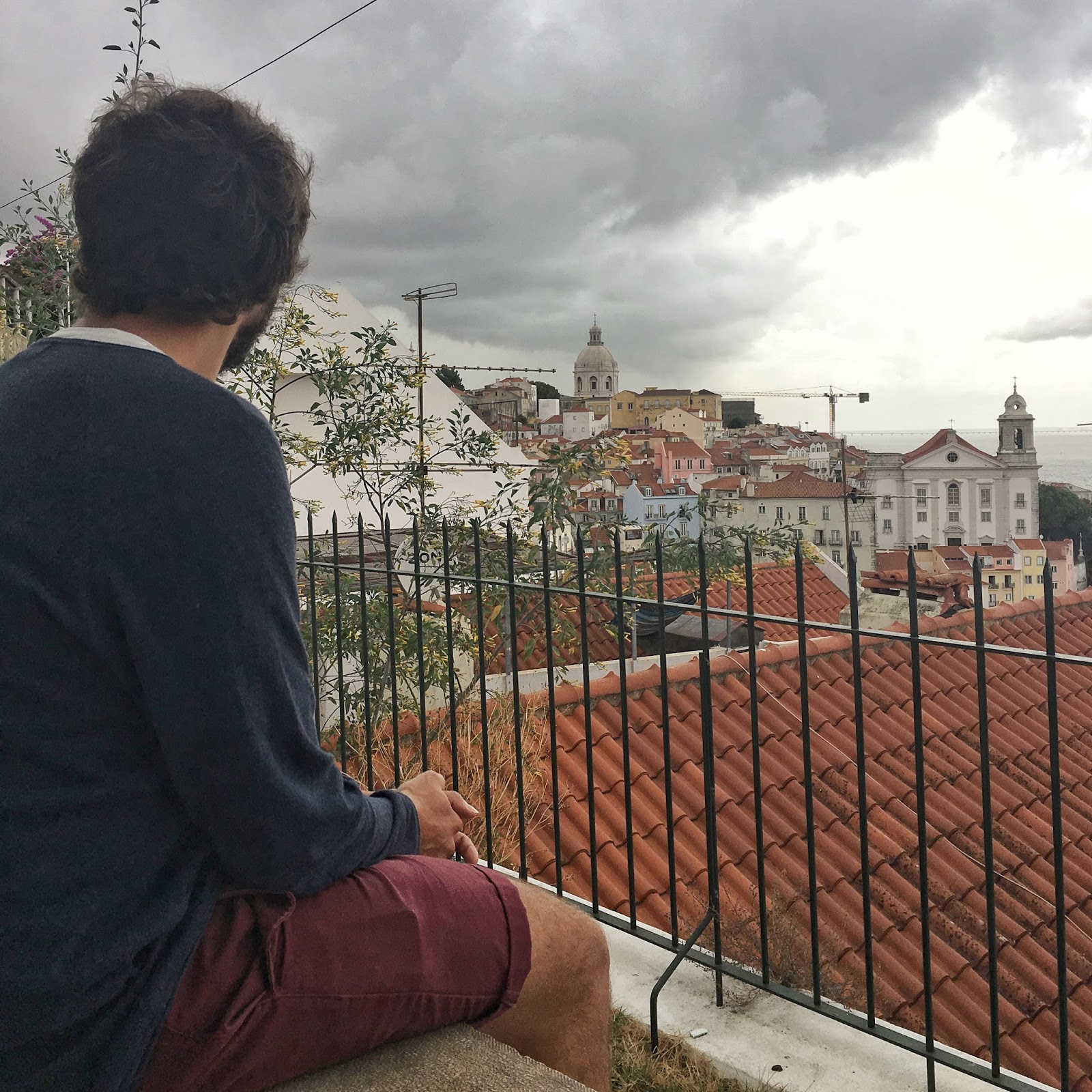Alfama, Miradouros