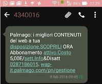 Disattivare abbonamenti e servizi SMS a pagamento sul cellulare