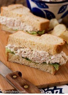 Copycat Willow Tree Chicken Salad