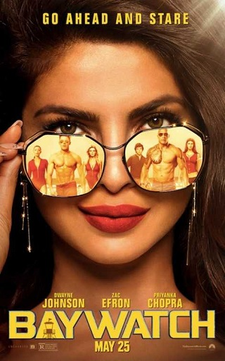 Baywatch 2017 Hindi Dubbed Pre-DVDRip 700mb Movie Download