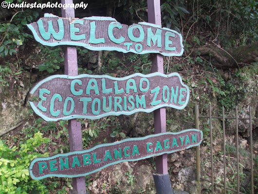 #TravelThrowback: The Climb to Callao Cave