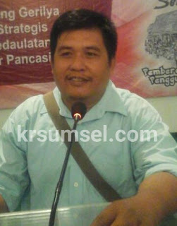 DPW APKLI Sumsel: Terpilihnya Ali Maksun Revolusi PKL Akan Terwujud