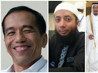 Ketua Progres 98: Ust Khalid Diusir, Rezim Jokowi Telak Permalukan Raja Salman