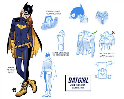 DC Comics' Batgirl of Burnside